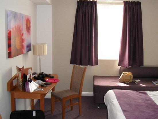 Premier Inn Glastonbury Hotel: Premier Inn - Glastonbury