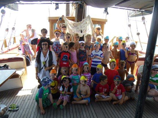 Paphos Sea Cruises: All the piratey pirates