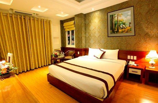 Golden Sand Hotel : Deluxe Double