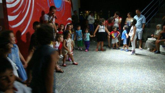 Halic Park Dikili: eğlence