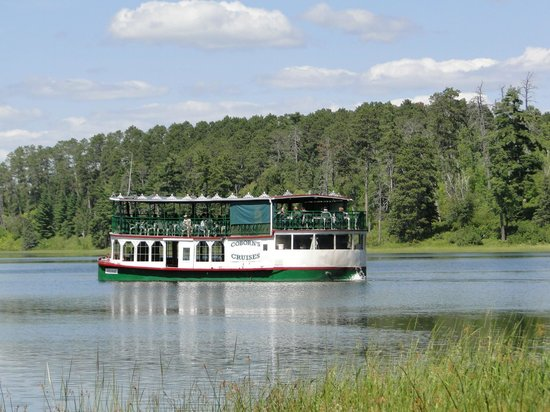 Lake Itasca Tours Excursion Boat