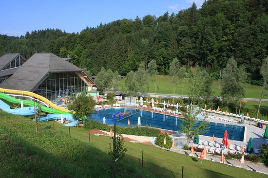 Terme Snovik: Great outdoor and indoor swimming