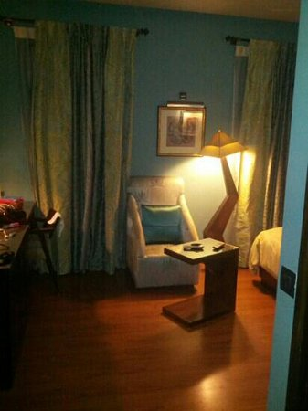 juSTa MG Road, Bangalore : luxury room