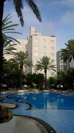 The Raleigh Miami Beach: The Raleigh Pool Area
