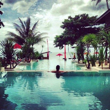 Anantara Rasananda Koh Phangan Villas: main pool