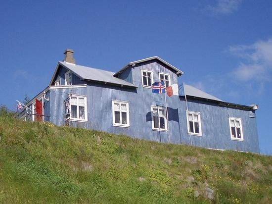 Faskrudsfjordur, Island: Fransmenn á Íslandi/Museum of French Seamen in Iceland