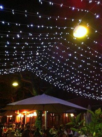 Restaurant Le Jardin: ca brille !