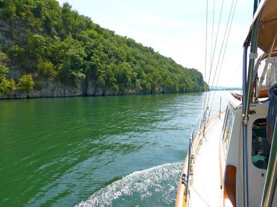 Seneca Sailing Adventures: Peace