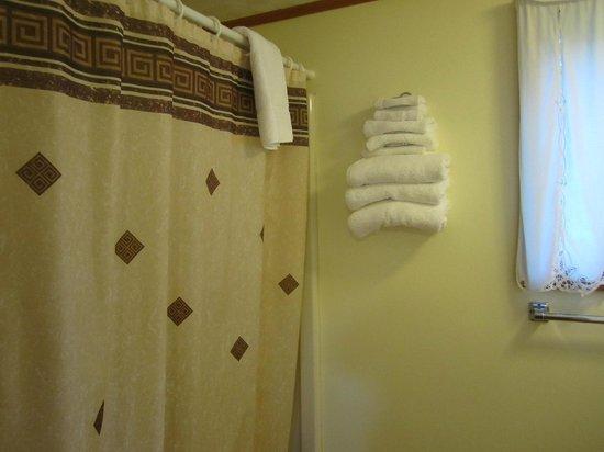 Algonkin Motel: Clean,lots of towels