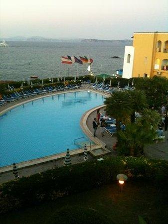 Hotel Terme Alexander : Dalla mia camera 118