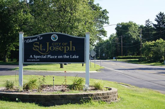 Silver Beach County Park: Welcome to St. Joe