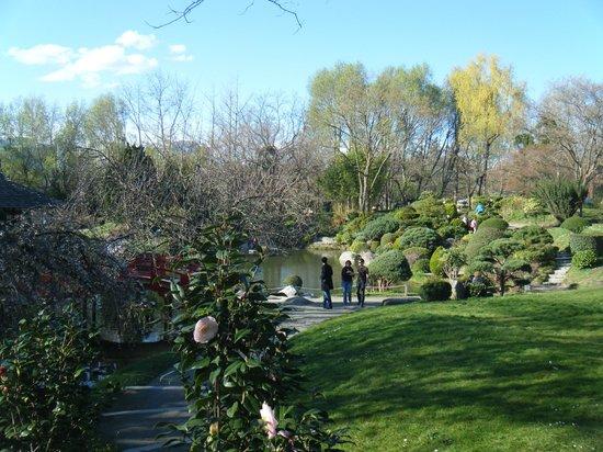 ponte no jardim japones photo de jardin japonais. Black Bedroom Furniture Sets. Home Design Ideas