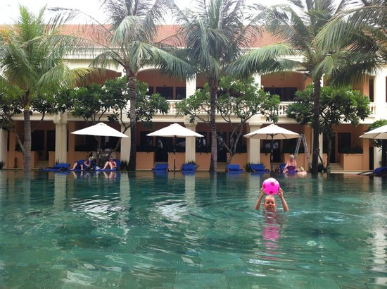 Anantara Hoi An Resort: Very relaxing
