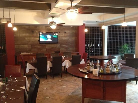 Hotel Ladera: Sala colazione