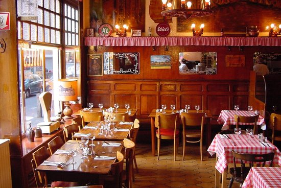 Au Vieux Bruxelles Brussels Updated 2019 Restaurant