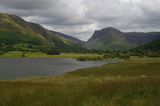 Portland House Bed and Breakfast: Buttermere - this was taken on the walk that Rod suggested