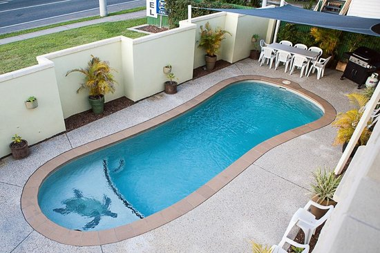 Best Western Caboolture Gateway Motel: swimming pool