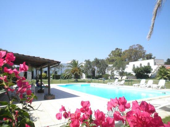 Tenuta Badessa : Badessa - La piscina