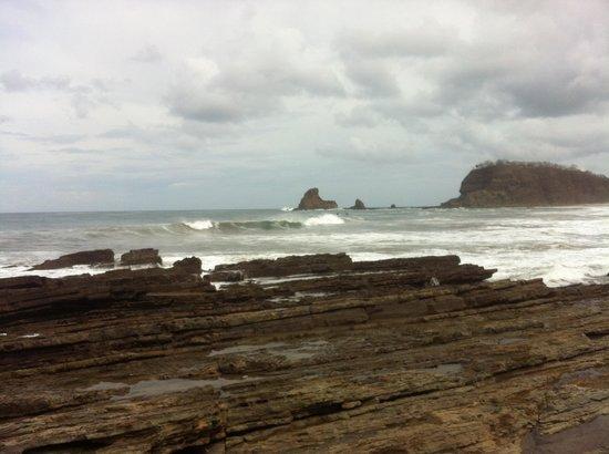 Casa Maderas: Playa Madeas