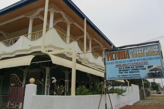 Victoria Guest House: Top floor