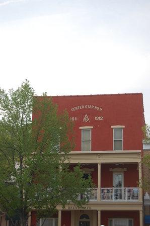 Brews Cafe: new paint job
