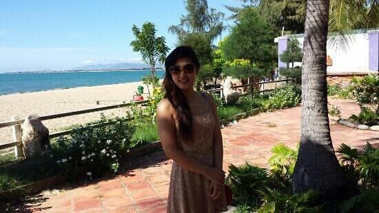 Thai Binh Duong Hotel: my girl