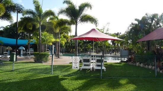 Discovery Parks - Fraser Coast: Der Poolbereich