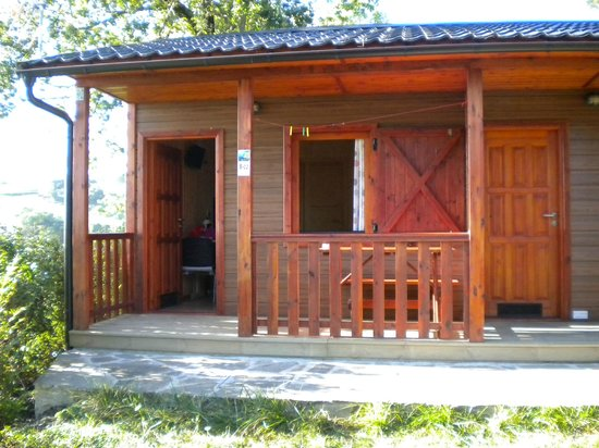 Camping Itxaspe: bungalow 2 personnes