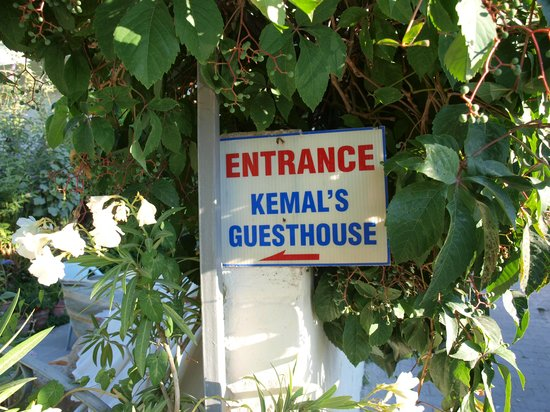 Kemal's Guest House: banner
