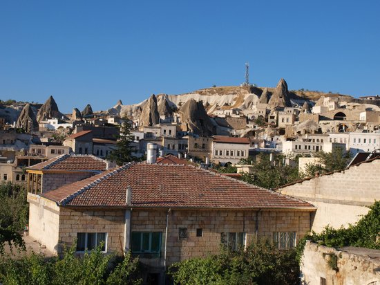Kemal's Guest House : view from balcony