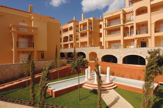 Hotel Baia da Luz : Jardim