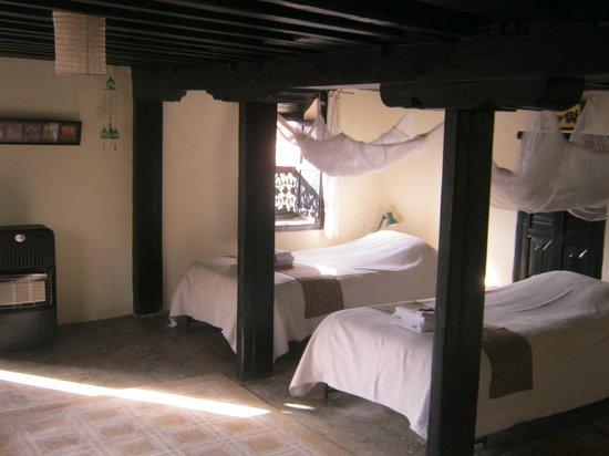 Traditional Homes - SWOTHA: Double room. 2nd & 3rd floor
