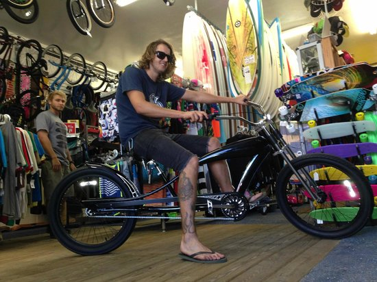 ... Hurley Quiksilver Hyperflex TRADE-IN your OLD wetsuit for. 3A Rides   Bike Surfboard rentals repairs sales b221850bb