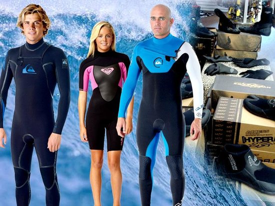 3A Rides  Wetsuit Rentals Sales Hurley Quiksilver Hyperflex TRADE-IN your  OLD wetsuit for fac0cca8e