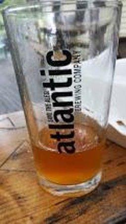 Atlantic Brewing Company : Ginger Island