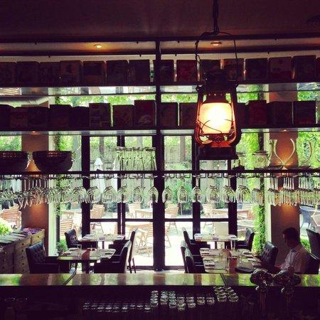 URBN Hotel Shanghai: Breakfast area
