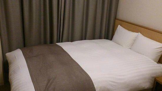 Dormy Inn Tsu: 快適なベッド