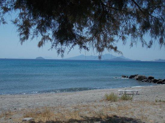 Olympia Mare: Il mare dalla spiaggia