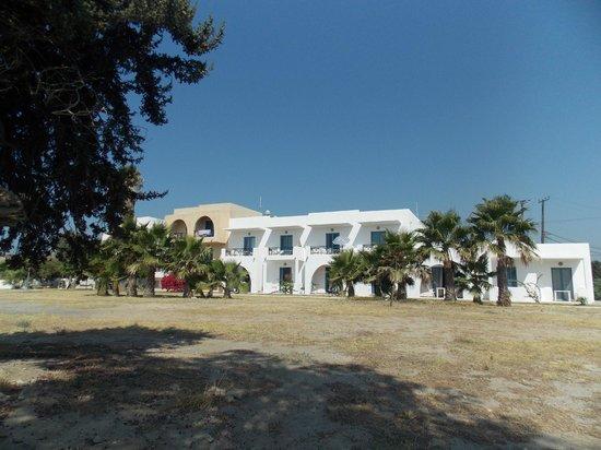Olympia Mare: Dalla spiaggia