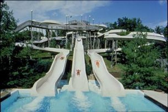 The Beach Waterpark Water Slides