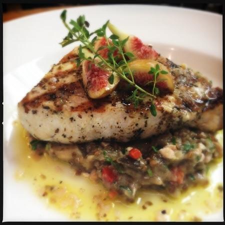 Kipos Greek Taverna: Grilled Swordfish