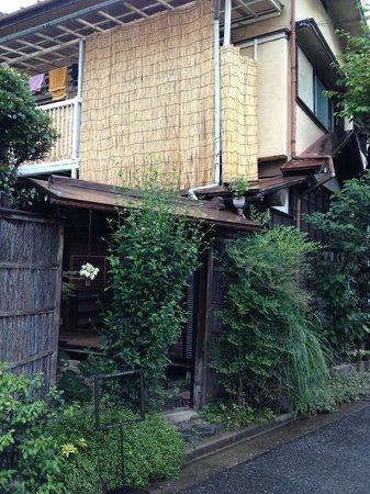 Omotesando Koffee: Entrance