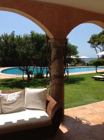 Hotel Cala Caterina: piscina