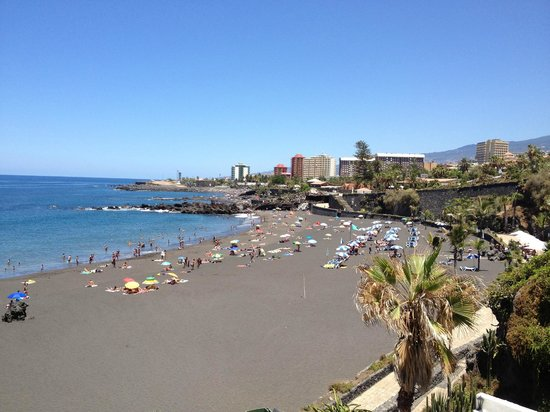 Picture of playa jardin puerto - Playa jardin puerto de la cruz tenerife ...