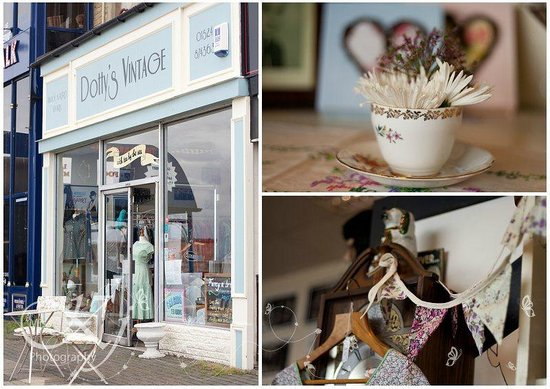 Dotty's Vintage with Tea by the Sea