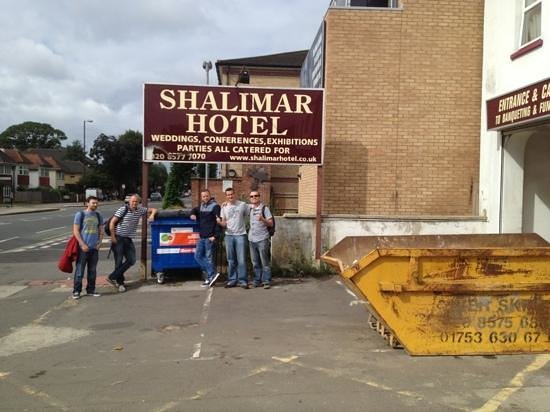 Shalimar Hotel: what a place