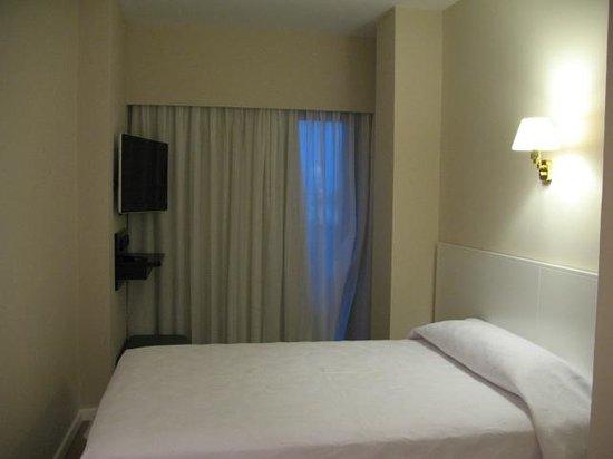 Hotel Palladium: la stanza(singola)