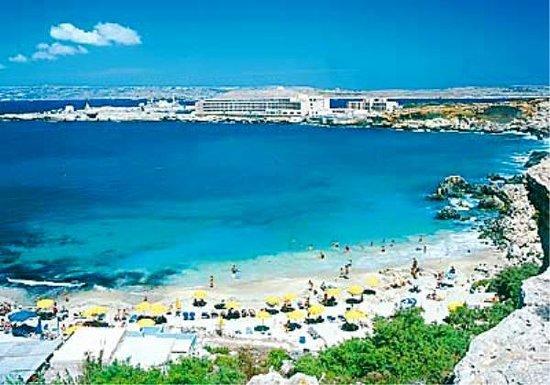 Paradise Bay Resort Hotel Mellieha Malta