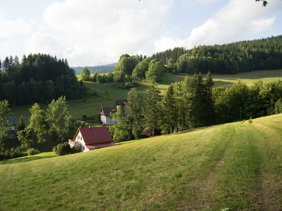 Hotel Stary Mlyn: Hiking around the region offers beautiful landscapes