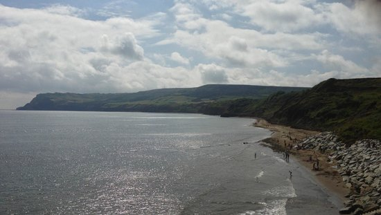 Robin Hood's Bay and Fylingdales Museum: High Tide August